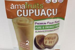 Cupuacu Premium Fruit Puree