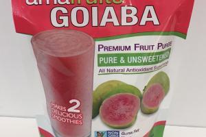 Pure & Unsweetened Premium Fruit Puree
