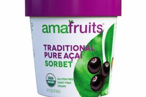 TRADITIONAL PURE ACAI SORBET