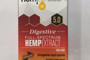 Digestive Full-spectrum Hemp Extract Dietary Supplement