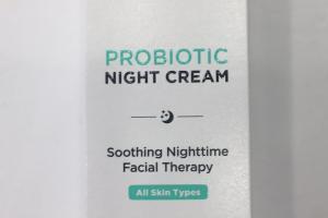 Probiotic Night Cream, Hints Of Lavender & Chamomile