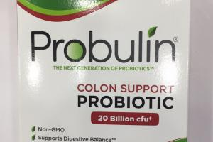 Colon Support Probiotic Dietary Supplement