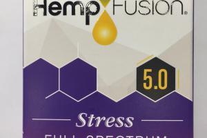 Stress Full-spectrum Hemp Extract Dietary Supplement