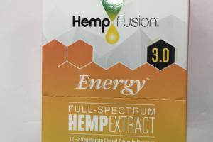 Energy Hemp Extract Dietary Supplement