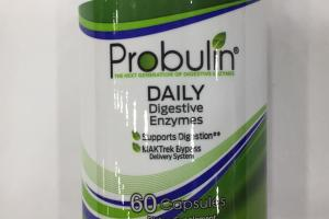 Daily Digestive Enzymes Dietary Supplement