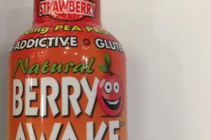 100% Fruit-based Energy Shot Dietary Supplement