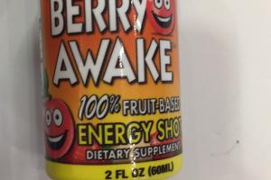Energy Shot Dietary Supplement