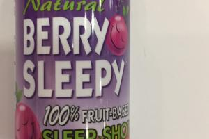 100% Fruit-based Sleep Shop Dietary Supplement