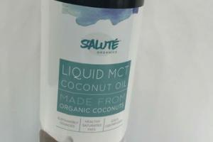 ORGANICS LIQUID MCT COCONUT OIL