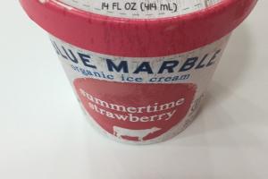Organic Ice Cream