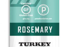 Rosemary Turkey Stick