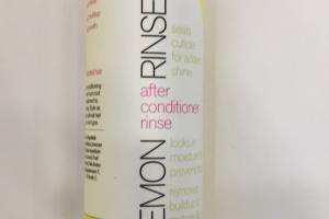 Lemon Rinse Conditioner