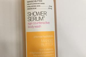 Shower Serum Age Counteractive Body Wash