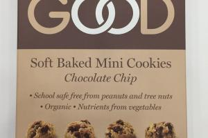 Soft Baked Mini Cookies
