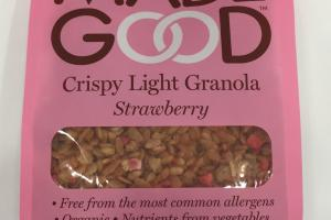 Crispy Light Granola