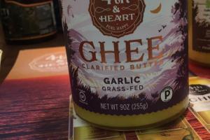 Clarified Ghee Butter
