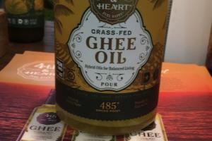 Grass-fed Ghee Oil