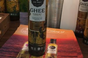 Ghee Hybrid Mct Cooking Oil