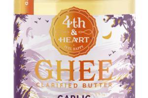 GARLIC CLARIFIED BUTTER GHEE
