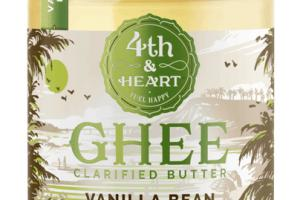 VANILLA BEAN GHEE CLARIFIED BUTTER