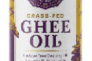GRASS-FED GARLIC GHEE OIL