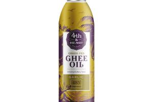 GARLIC GRASS-FED GHEE OIL