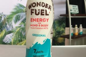 Organic Energy For Mind & Body  From Coconut Mcts