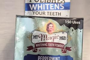 Whitening Tooth Powder, Peppermint