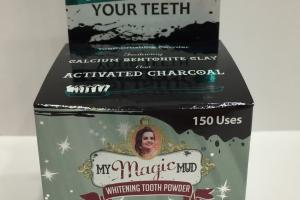 Whitening Tooth Powder, Spearmint