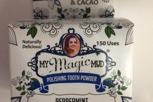 Polishing Tooth Powder