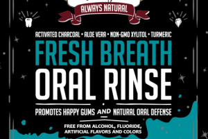 FRESH BREATH ORAL RINSE, CLASSIC MINT