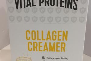 Collagen Creamer Dietary Supplement
