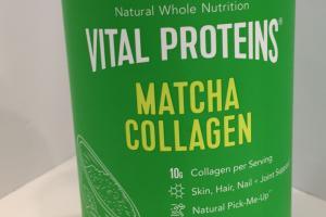 Matcha Collagen Dietary Supplement
