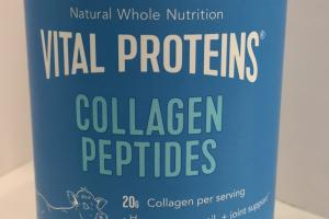 Collagen Peptides Unflavored Dietary Supplement