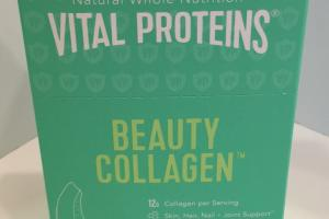 Beauty Collagen Dietary Supplement