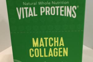 Matcha Collagen Dietary Supplement