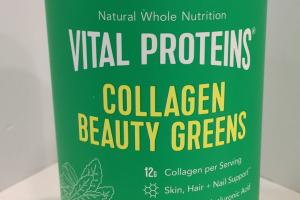 Collagen Beauty Greens Dietary Supplement