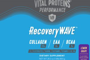 LEMON GRAPE RECOVERY WAVE DIETARY SUPPLEMENT