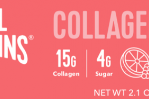 RASPBERRY LEMON COLLAGEN BAR