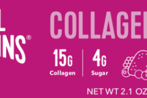MIXED BERRY COLLAGEN BAR