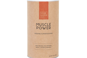 MUSCLE POWER ORGANIC SUPERFOOD MIX