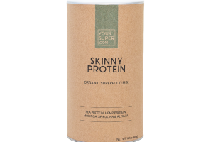 SKINNY PROTEIN ORGANIC SUPERFOOD MIX