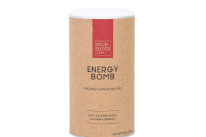 ENERGY BOMB ORGANIC SUPERFOOD MIX