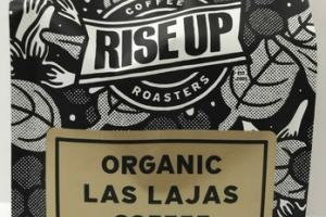 LIGHT ROAST+ ORGANIC 100% FTO COSTA RICA LAS LAJAS COFFEE