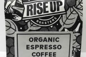 MEDIUM ROAST ORGANIC ESPRESSO COFFEE