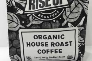 MEDIUM ORGANIC HOUSE ROAST COFFEE