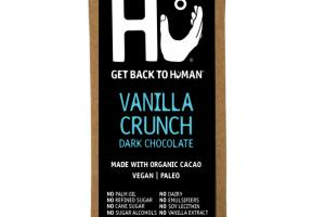 VANILLA CRUNCH DARK CHOCOLATE