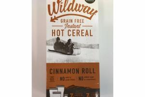 CINNAMON ROLL GRAIN FREE INSTANT HOT CEREAL
