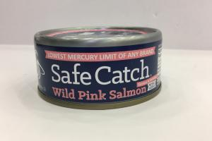 Skinless & Boneless Wild Pink Salmon