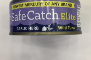Garlic Herb Wild Tuna